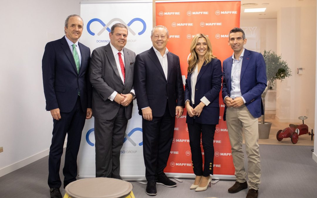 Importante  acuerdo entre el Grupo Domingo Alonso y Mapfre